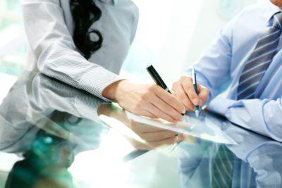 Составление договоров, контрактов, соглашений