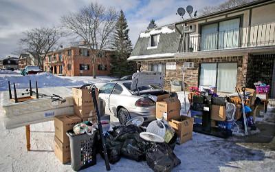 Признание утратившим право пользования жилым помещением